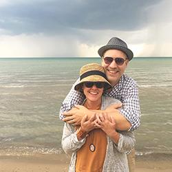 Jennifer & Mark Elliotson, HandMade Market Producers